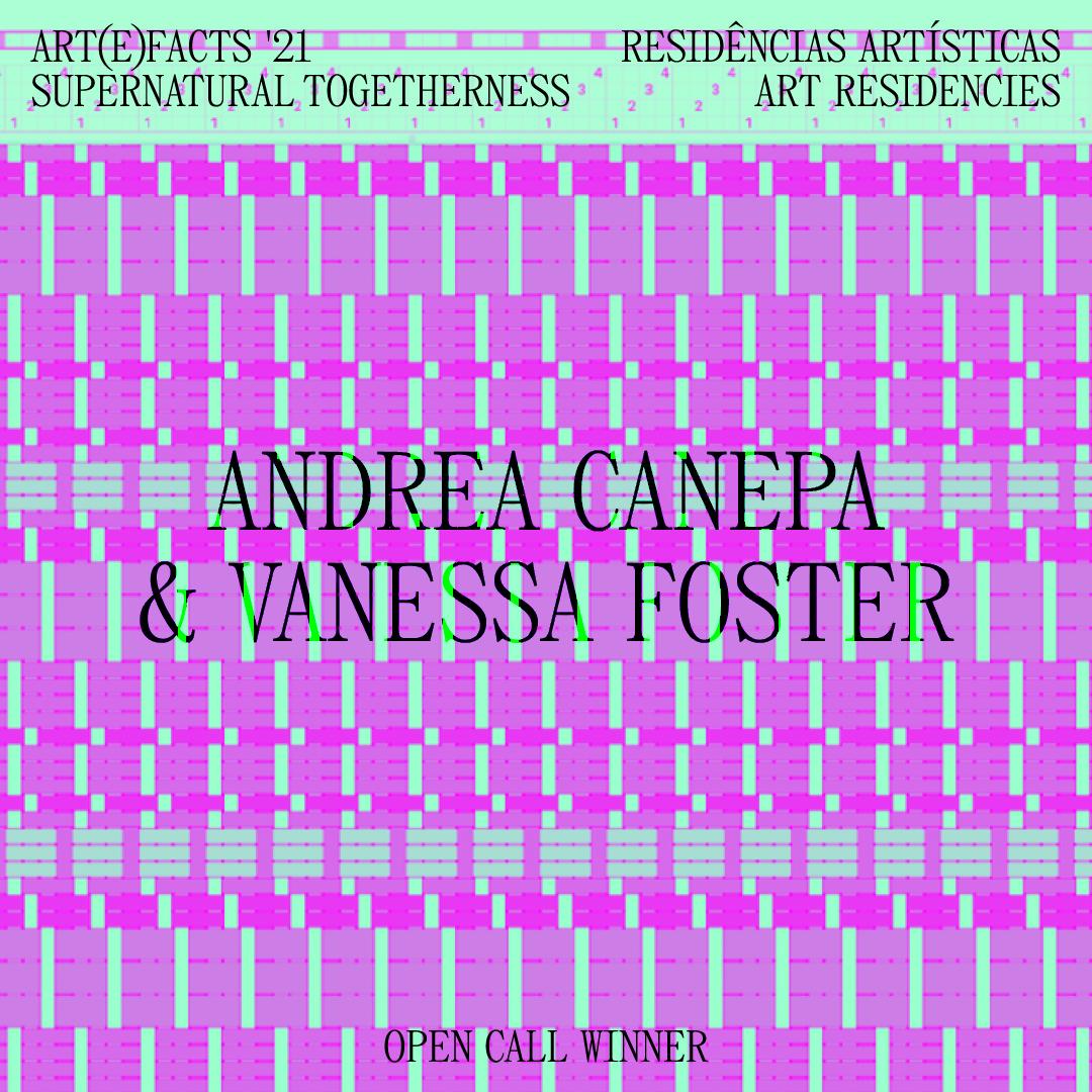Andrea Canepa & Vanessa Foster